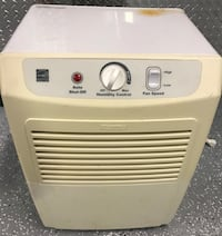 Kenmore 35 Pint Dehumidifier, Tested !