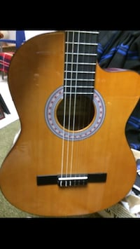 New acoustic electric classical guitar Des Moines, 50315
