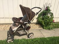 All Terrain Stroller, seat can face Front/ Back Edmonton, T5T 2B5
