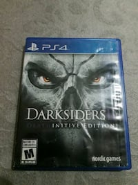 PS4 DARKSIDERS INITIVE EDITION