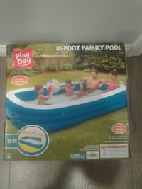 10 ft Family Pool