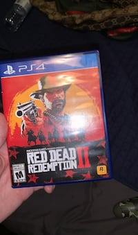 Red dead redemption ps4 Toronto, M3A 3M5