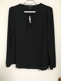Le Château black small blouse - New with tags