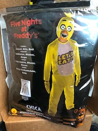 Five Nights at Freddy's Chica costume Oakland, 94601