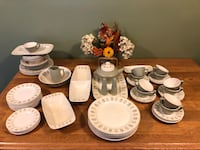 Vintage Metlox Poppytrail PEPPER TREE 10-piece set & MORE!