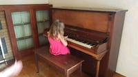 Old upright piano (kid not included)  Vancouver, V5L