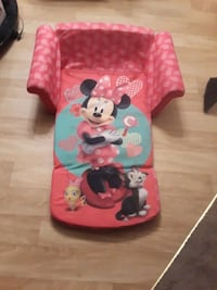 Mickey Mouse Chair Bed