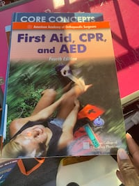 First aid cpr and aed College Park, 20740