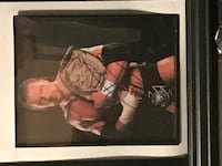 Triple H autograph from fan expo !  Toronto, M4A 2T4