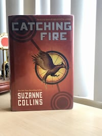 The Hunger Games Catching Fire by Suzanne Collins Alexandria, 22304