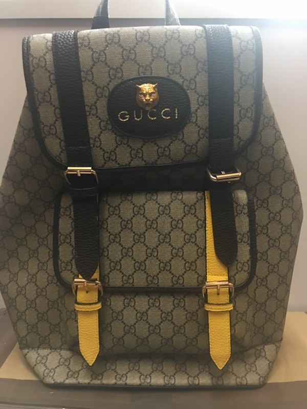 dacf67065365 Used Men and or women gucci backpack for sale in Locust Grove - letgo