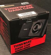 THINKWARE X500D Dashcam with Rear Camera and 32GB MicroSD Card 545 km