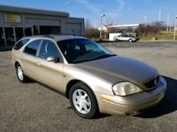Ford - Taurus - 2000 3rd row Cold Spring, 41076