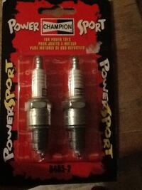 Power sport spark plugs 2 pack or best offer  Mount Airy, 21771