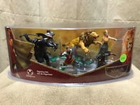 Chronicles of Narnia Figurine Set San Jose, 95123