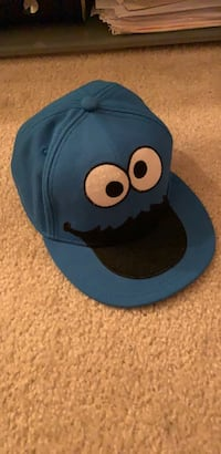 Cookie Monster Hat Bethesda, 20814