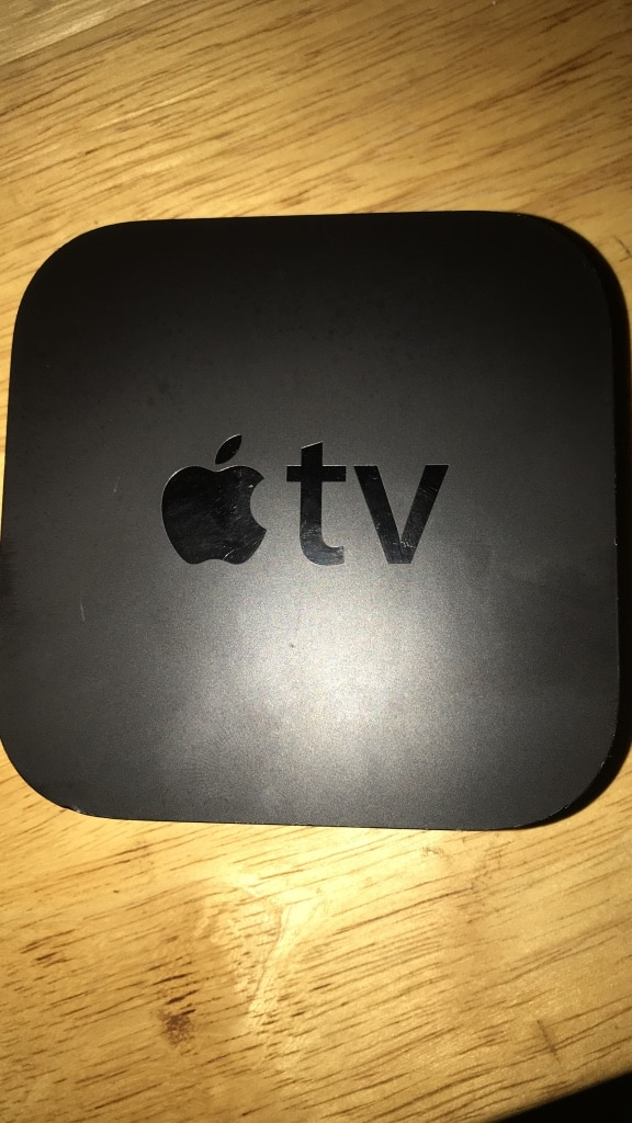 black Apple TV box for sale  Spring Valley