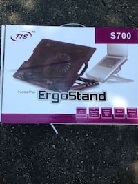 ergostand and cooler for laptop TORONTO