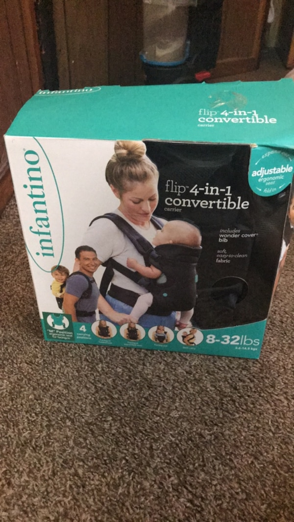 Baby carrier .