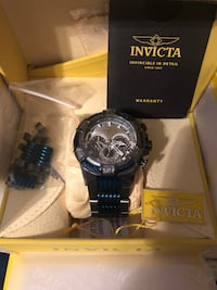 Gunmetal blue invicta Wilmington, 19801