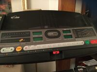 Black and gray Pro Form Treadmill. Like new condition,folds up for easy storage . Virginia Beach, 23464