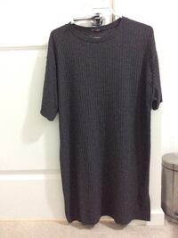 Zara dress tshirt