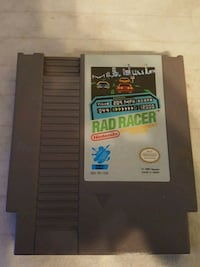 Rad Racer for NES Mesa, 85204