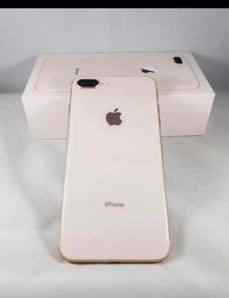 iPhone 8 Plus,Unlocked,64GB,Rose Gold,Price is firm. No offers
