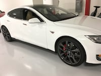 Rare 21 Inch Grey Tesla Arachnid Wheels! Fairfax, 22031