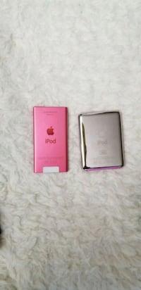 two pink ipod nano. Cases available  Annandale