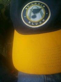 black and yellow Pittsburgh Steelers cap Pacific, 63069