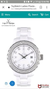 Toy  Watch brand. From Italy  Blacklick, 43004