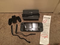 Black nintendo switch with box Las Vegas, 89179