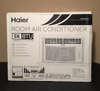 New Haier 5000-BTU Mechanical Window AC HWF05XCR Prattville