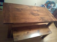 Local Hand Made French Style Dining Room Table GAITHERSBURG