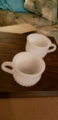 white ceramic pitcher and bowl Lakeside, 92040