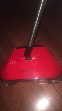 """As seen on TV """"Sweeper"""" used once  Oakville, L6H 6N8"""