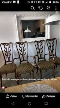 4. Chaise  Longueuil, J4T 3T1