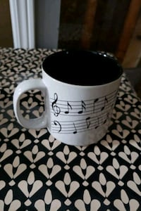 Music note mugs Mississauga, L5N 6E7