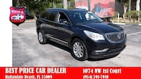 2013 Buick Enclave Leather 4dr Crossover HALLANDALE, 33009
