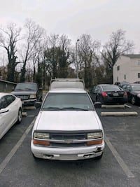 2003 Chevrolet S-10 4WD Extended Cab Base w/3rd Door Baltimore
