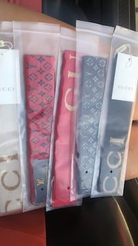 Gucci  and lv headbands Santa Ana, 92707