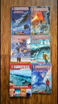 I survived books Tampa, 33606