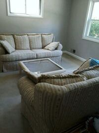 Sofa, love seat and coffee table Towson