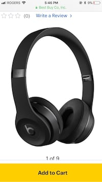 Beats solo 3 wireless Toronto, M6J 0B9