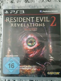 Sony PS3 Resident Evil Spiel Fall Leipzig, 04229