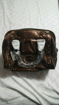 Brown/copper guess purse Edmonton, T5E