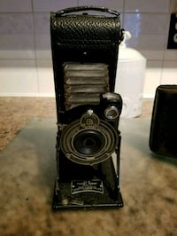 Vintage ball bearing shooter camera