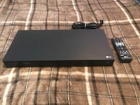 LG 4K Ultra HD ~ Blu-ray Player