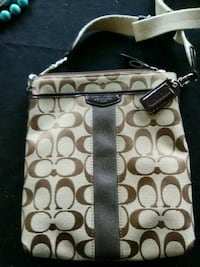 Coach bag never used